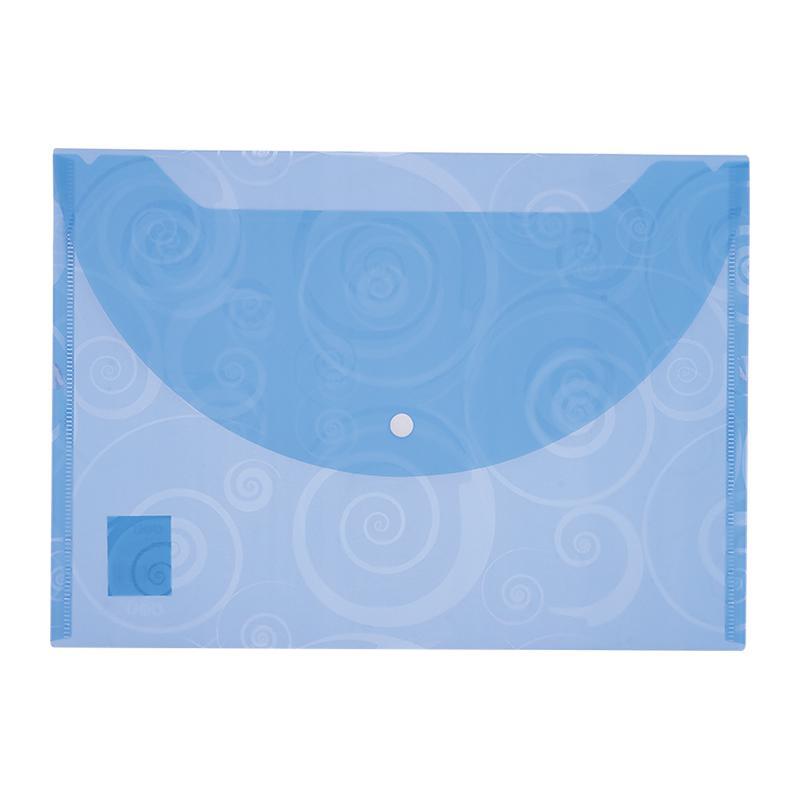 Deli Clear Folder Bag A4 E5661