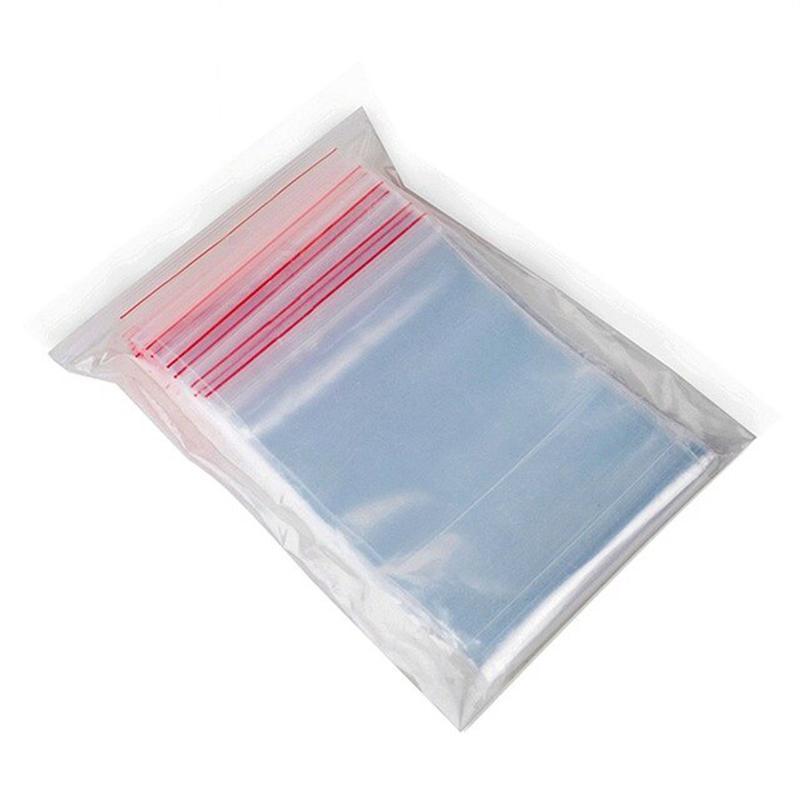 Deli Ziplock Bag 170 x 120mm Pack of 100 3025