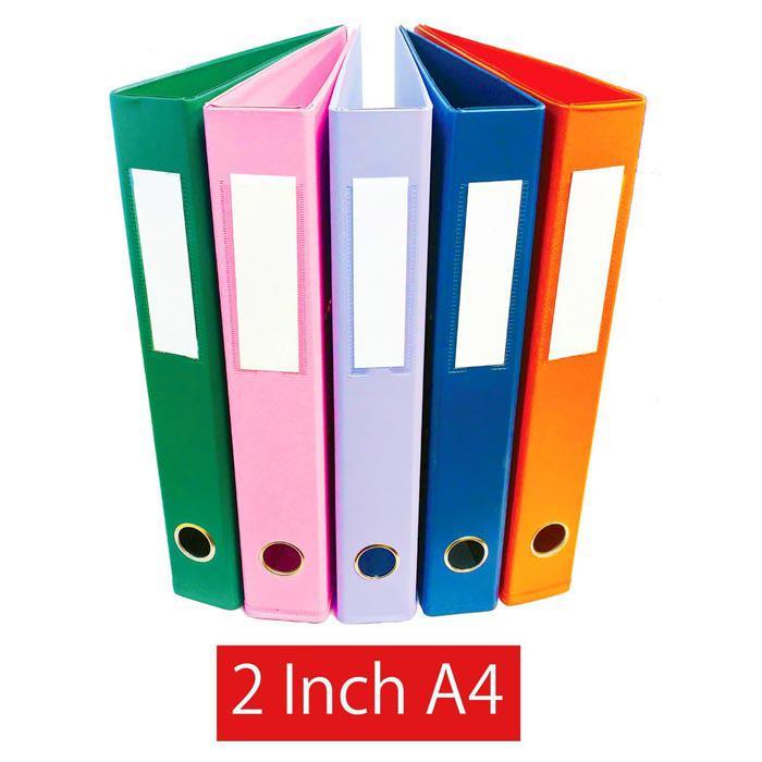 PVC Arch File 2 Inch A4