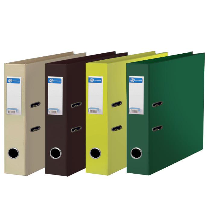 Stationery PVC Arch File 3 Inch A4 Size