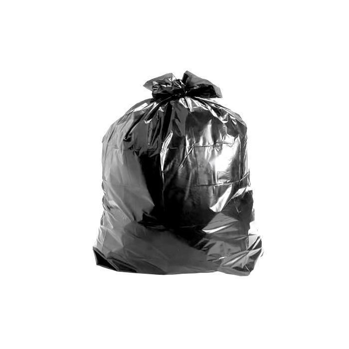 Small Rubbish Trash Garbage Bags 22 x 28 Inch (Pack of 70-80)