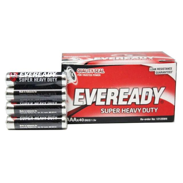 Eveready AAA Battery Super Heavy Duty 1212