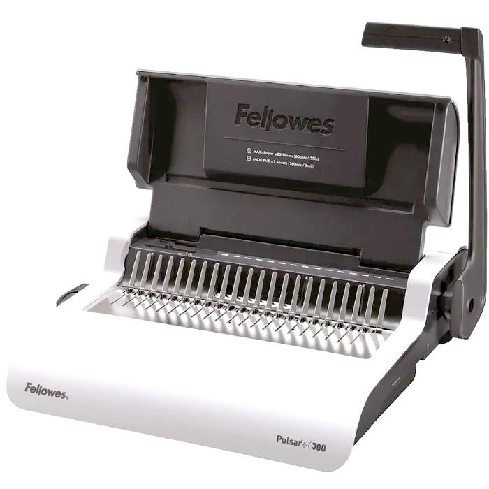 Fellowes Pulsar Plus 300 Comb Binding Machine