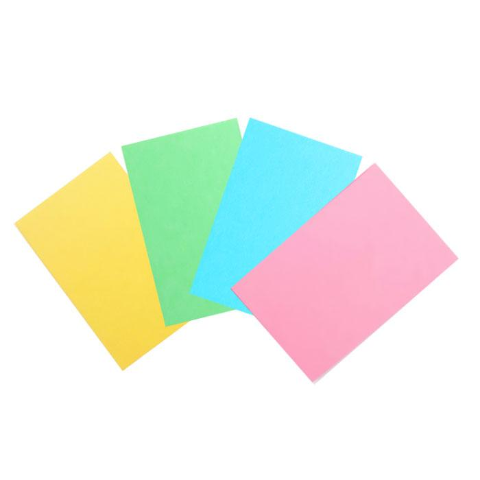 Blank Cards 4 Colours 102 x 152mm Pack of 50