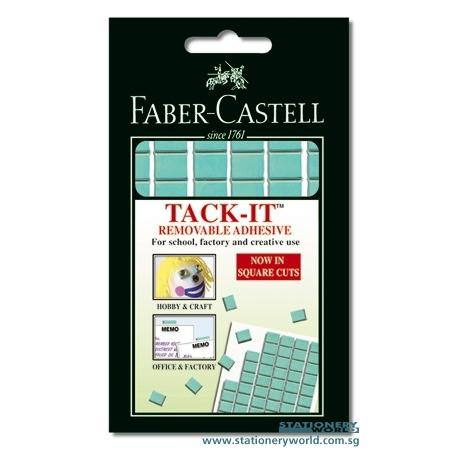 Faber-Castell Tack-it Adhesive 50g