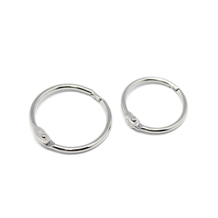 Book Ring 18mm CR18