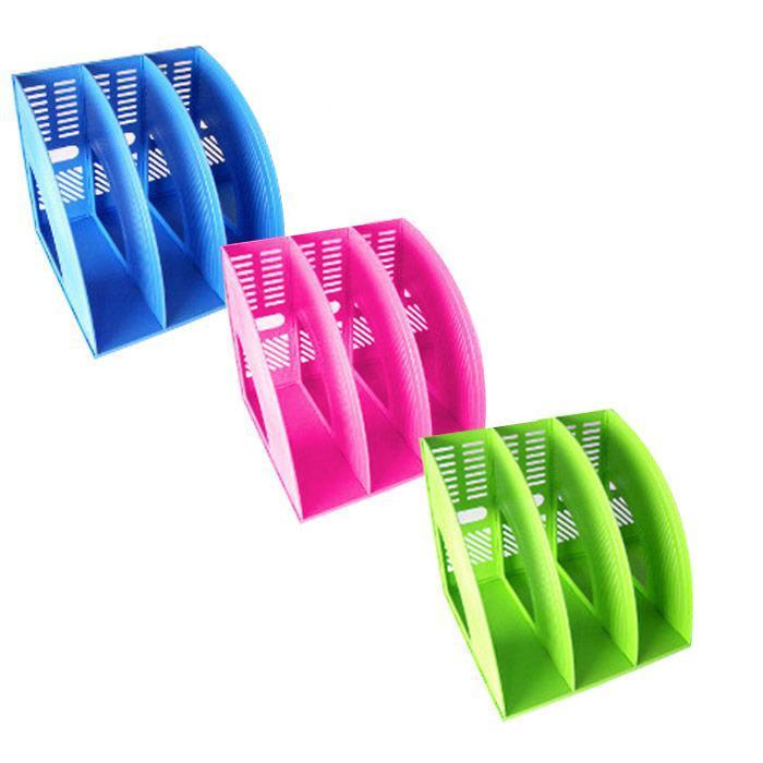 Plastic Cubbyhole 3 Compartments KDOS-18001