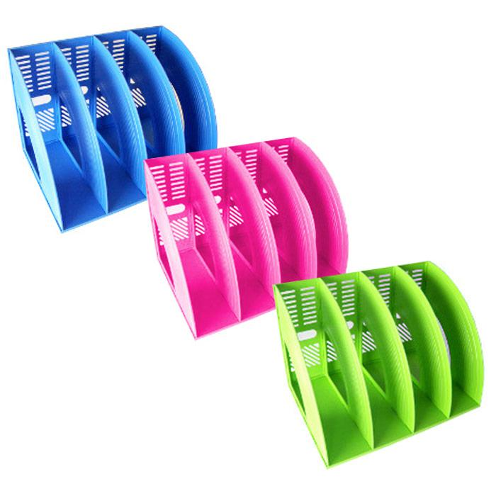 Plastic Cubbyhole 4 Compartments KDOS-18002