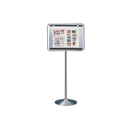 Stainless Steel Sign Stand 42437-H