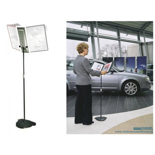 Sherpa Floor Stand Panel Holder 5626