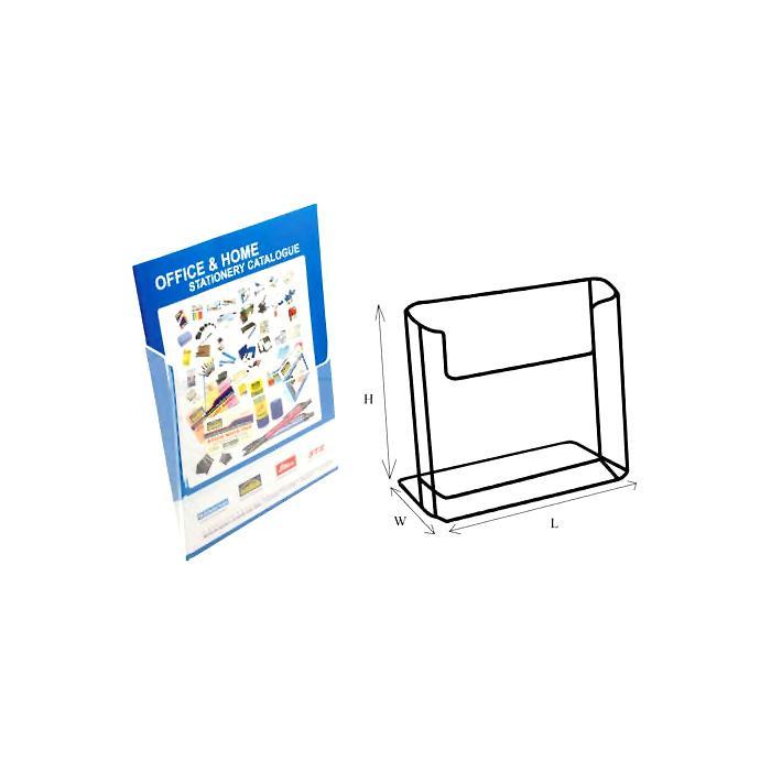 STZ Acrylic Leaflet Holder A5 51002