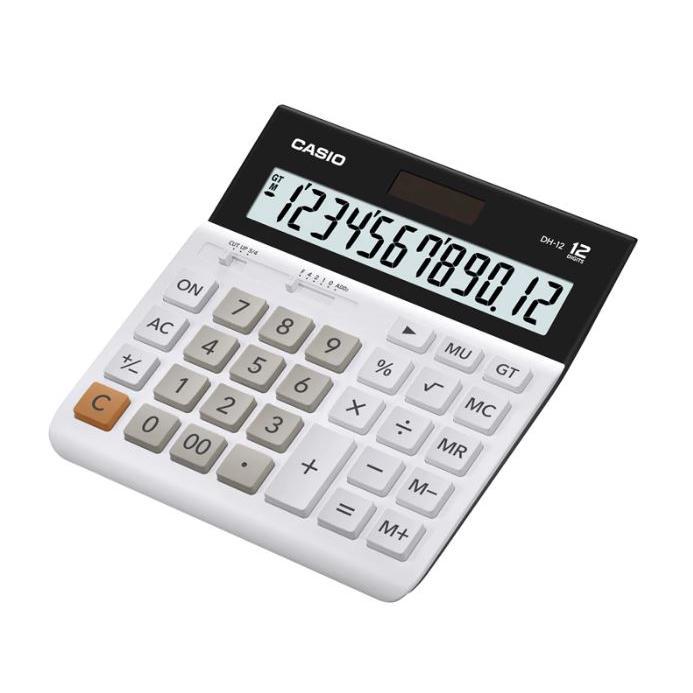 Casio Calculator 12 Digits DH-12