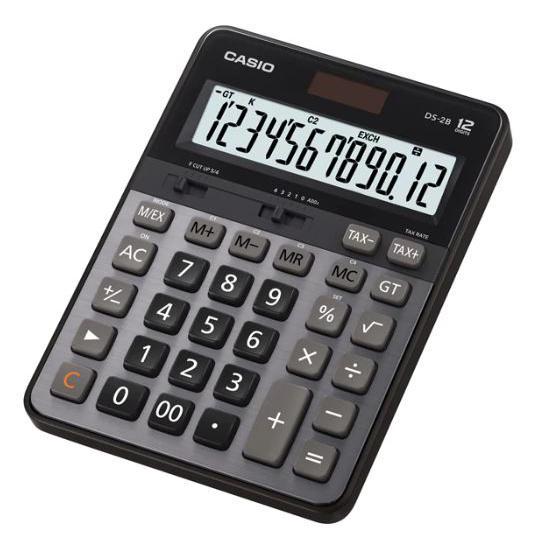 Casio Calculator 12 Digits DS-2B