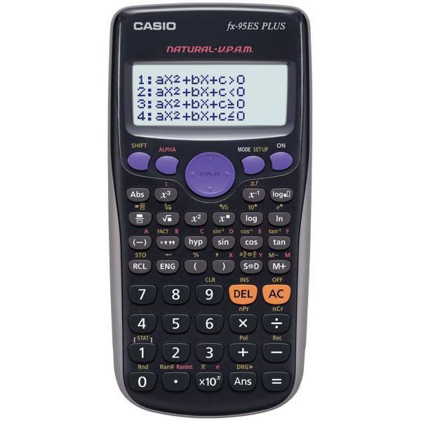 Casio Scientific Calculator FX-95ES Plus