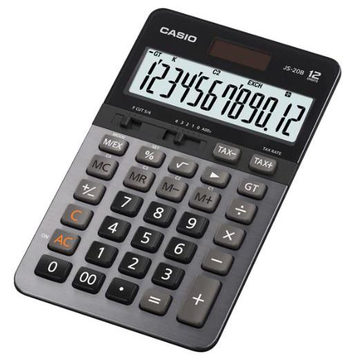 Casio Calculator 12 Digits JS-20B