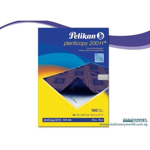 Pelikan Plenticopy Carbon Blue 200H