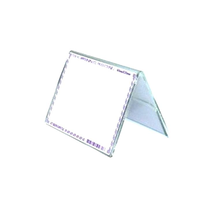 STZ V Shape Acrylic Card Stand 60 x 30mm 50975