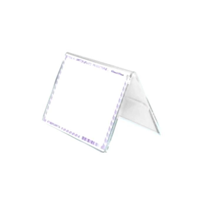 STZ Acrylic Card Stand 100 x 65mm 50990