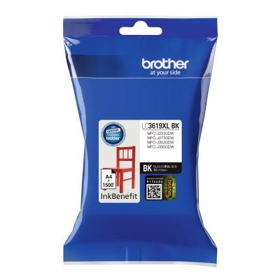Brother Black Ink Cartridge LC3619XL-BK