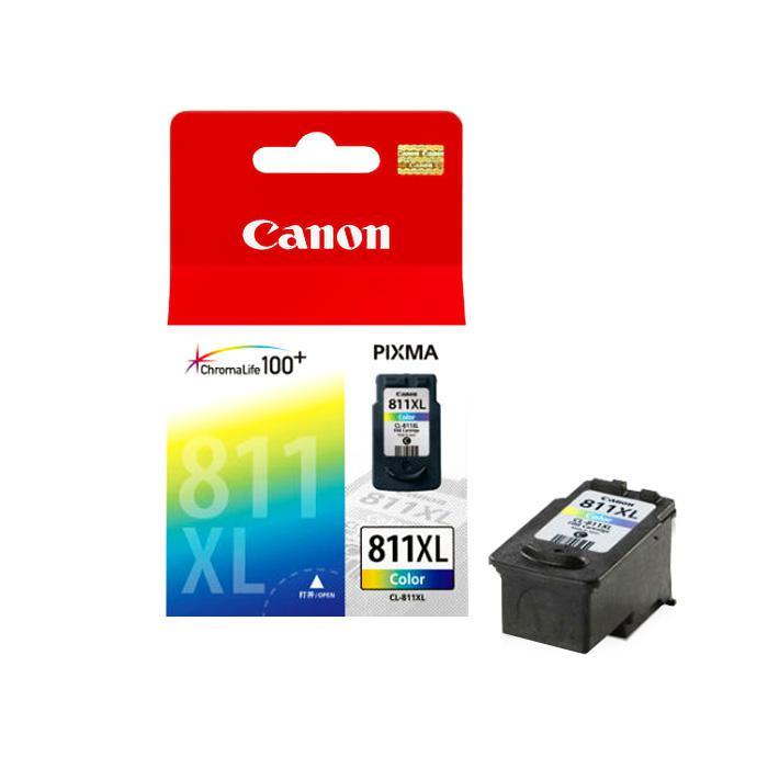 Canon Pixma Colour Ink Cartridge CL-811XL
