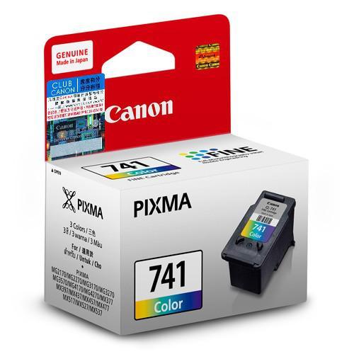 Canon Pixma Colour Ink Cartridge CL-741
