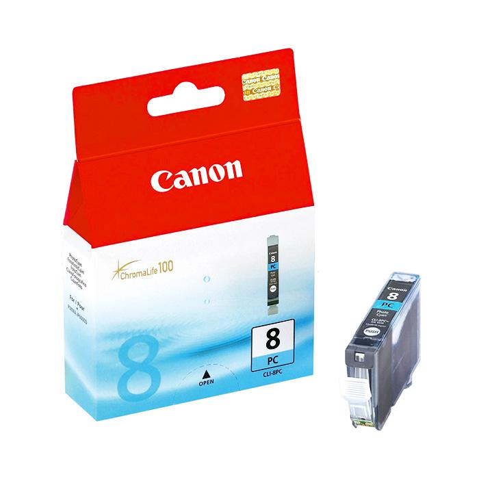 Canon Photo Cyan Ink Cartridge CLI-8PC