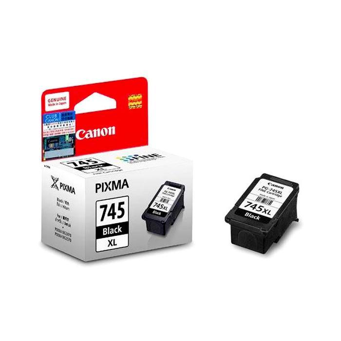 Canon Pixma Black Ink Cartridge PG-745XL