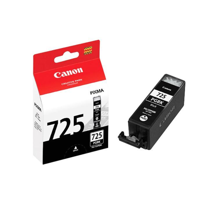 Canon Pixma Black Ink Cartridge PGI-725BK