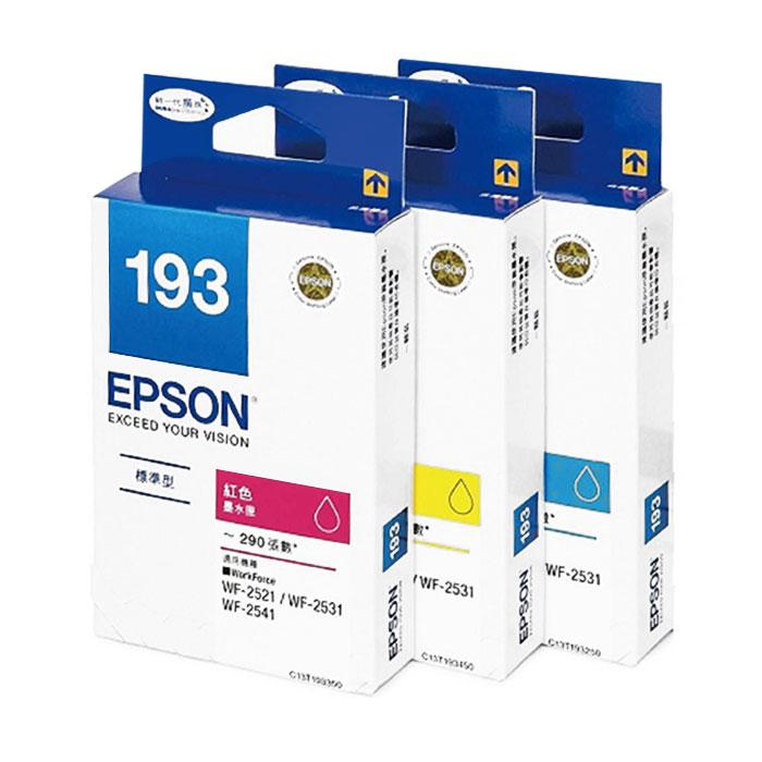 Epson 193 Colour Ink Cartridge