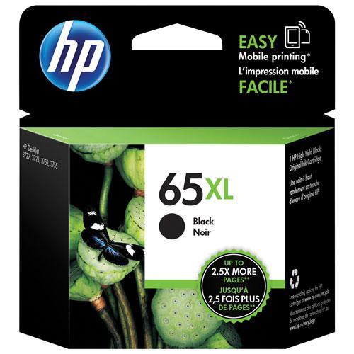 HP 65XL Black Ink Cartridge N9K04AA