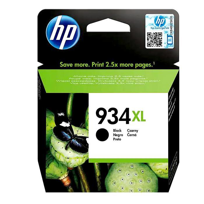 HP 934XL Black Ink Cartridge C2P23AA