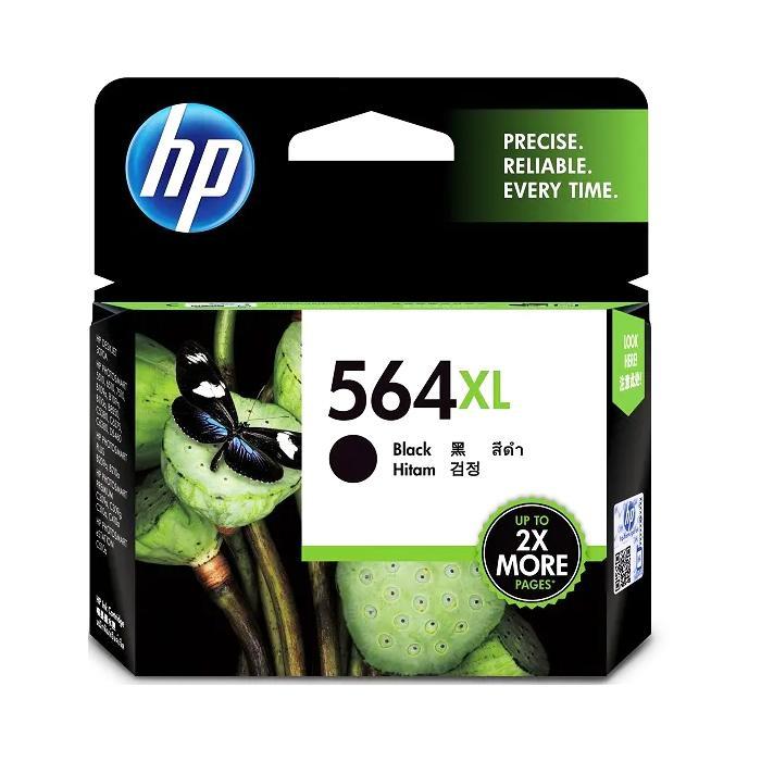 HP 564XL Black Colour Ink Cartridge CN684WA