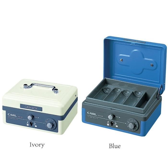 Carl Cash Box 6 Inch CB-8100