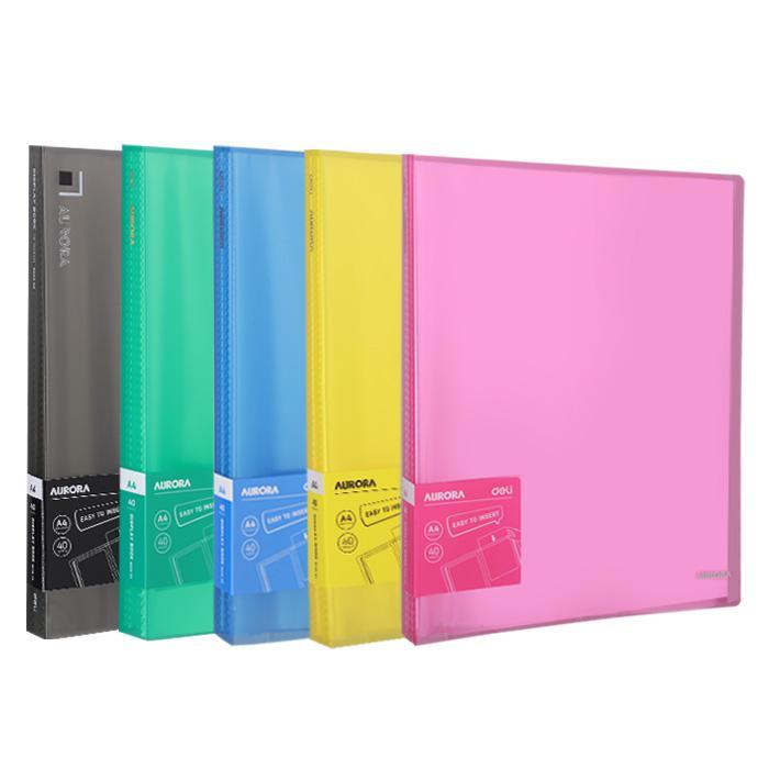 Deli Display Book 40 Pockets EB026