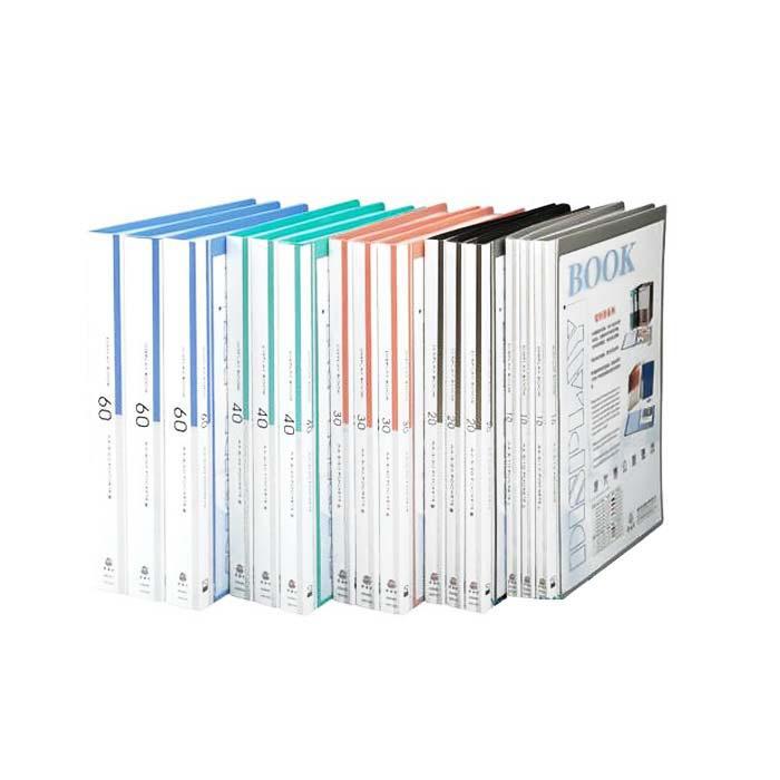Kamszelei Transparent Display Book A4 30 Pockets K30H