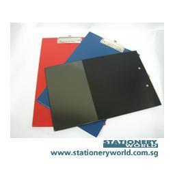 PVC Clipboard Foolscap Size