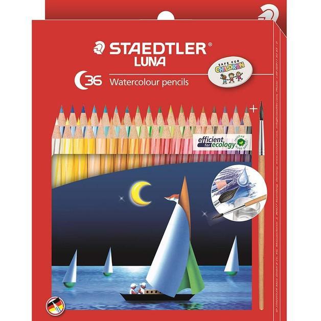 STAEDTLER Luna 36 Watercolour Pencils 137C36