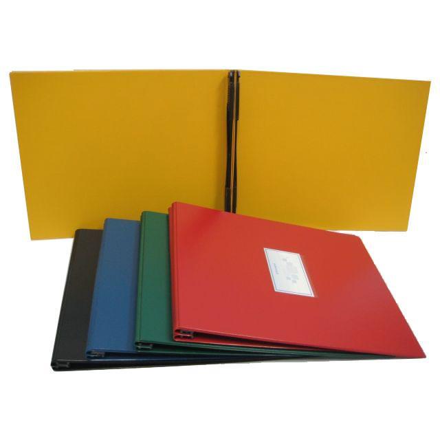 PVC Computer File 9.5 x 11 Inch