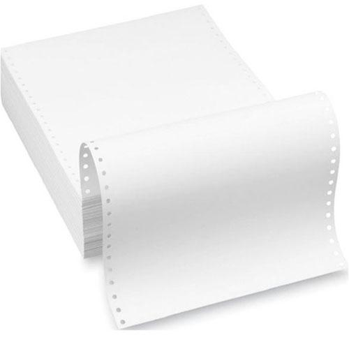 4 Ply White Computer Forms 9.5 x 11 Inch