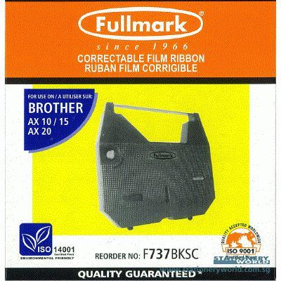 Fullmark Ribbon F737BKSC