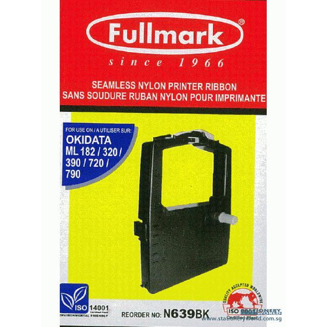 Fullmark Nylon Ribbon N639BK