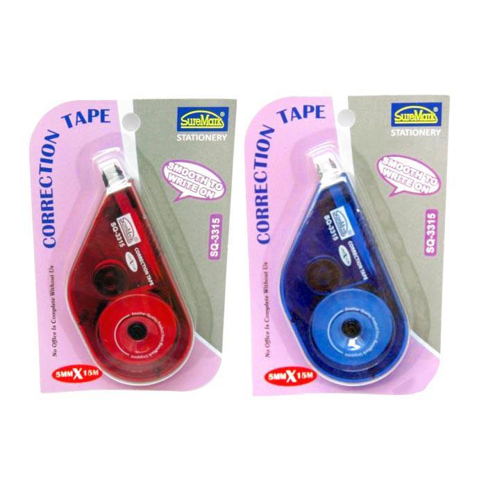 Suremark Correction Tape 5mm SQ-3315