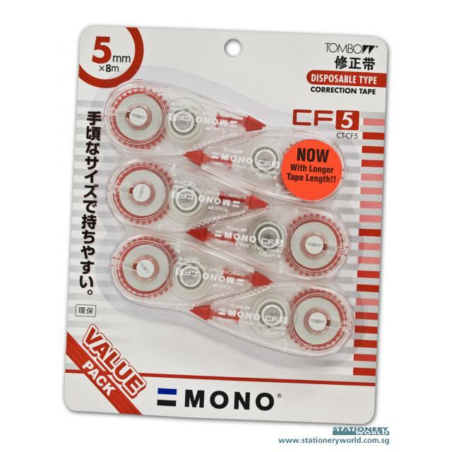 Tombow Mono Correction Tapes 5mm CT-CF5/6P