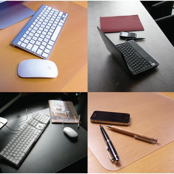 Floortex Desk Mat 43 x 56cm FPDE1722R