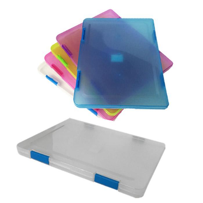 Transparent Document Case File A4 20mm 8120