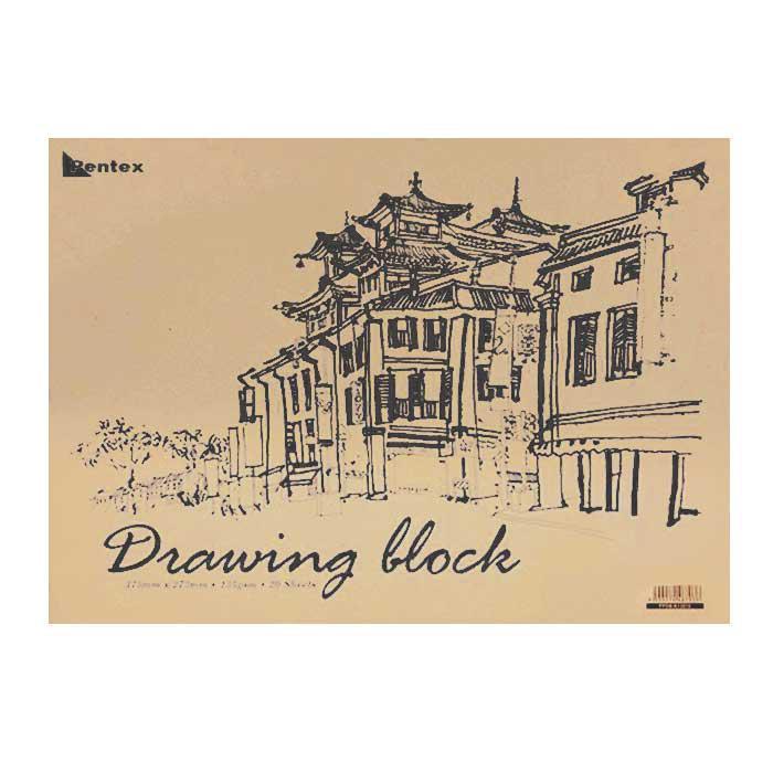 Drawing Block 80LB