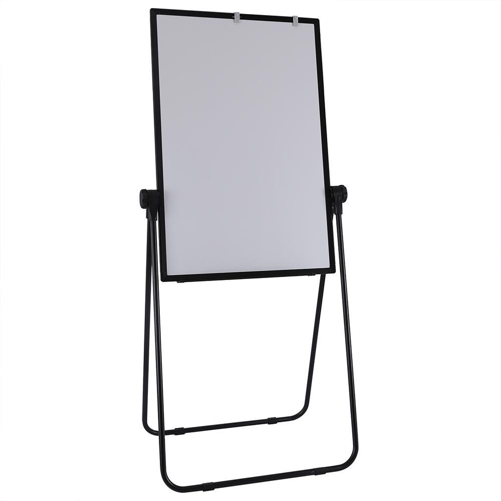 Deli Double Sided Whiteboard Flipchart Easel Stand E7886