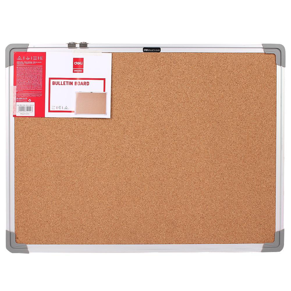 Deli Cork Bulletin Board 45 x 60cm E39052
