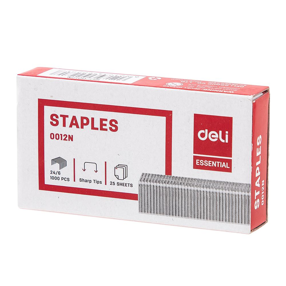 Deli Staples 24/6 E0012N