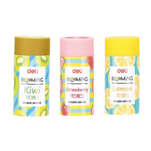 Deli Fruit Erasers Pack of 6 EH01400